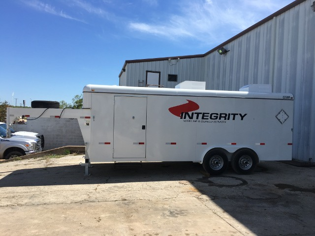 Integrity Wireline LLC trailer