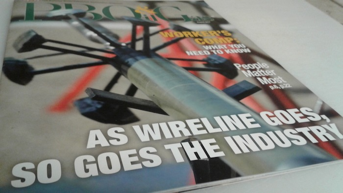 Pic of PBOG magazine cover