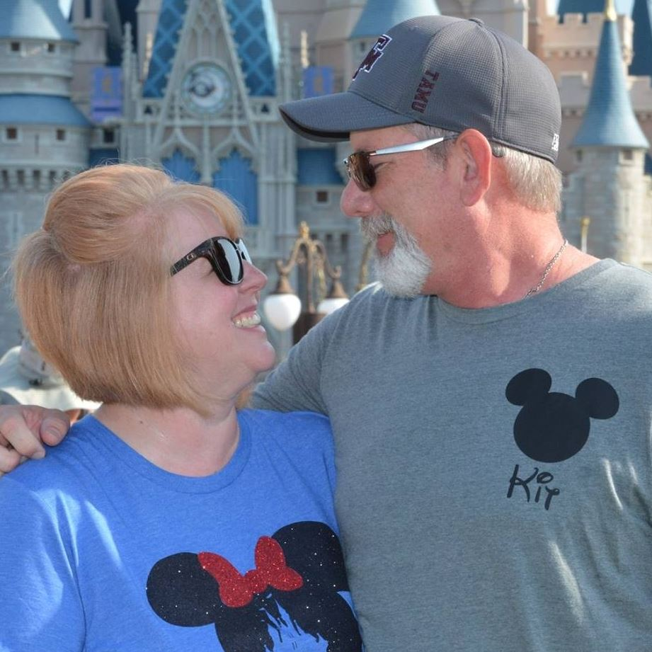 Kit Payne, Safety Manager at Integrity Wireline, on vacation with his wife Wendi.